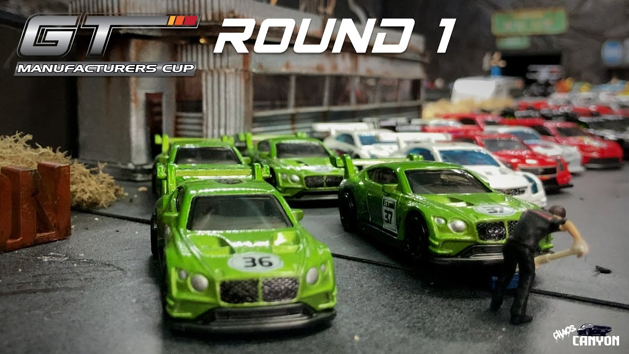 GT Manufacturers Cup 2021 Round 1