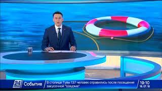 18 шілде 2018 жыл - 19.00 жаңалықтар топтамасы