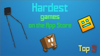 Hardest Games on the App Store | Top 5