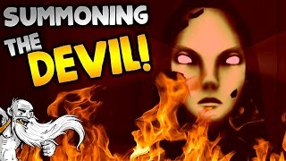 """""""OOPS, I SUMMONED THE DEVIL!!!"""" - Please, Don't Touch Anything! Gameplay"""