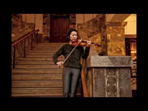 横山奈加子 「J.S.バッハ:無伴奏ヴァイオリン・ソナタ、パルティータ」