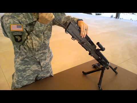 M240 Assembly Steps