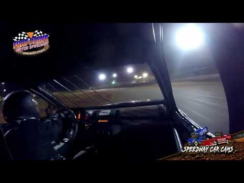 #43 Garrett Loyd - FWD - 9-22-18 Fort Payne Motor Speedway - In Car Camera