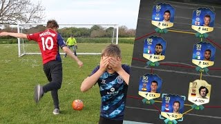 TOTS FOOTBALL DISCARD CHALLENGES - FIFA 16