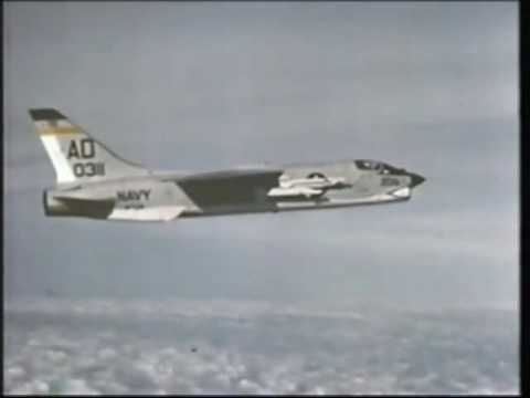 Discovery Channel Wings - F-8 Crusader & Grumman Avenger