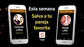 El Gran Show - Vota y salva a tu pareja desde la App de tvGO