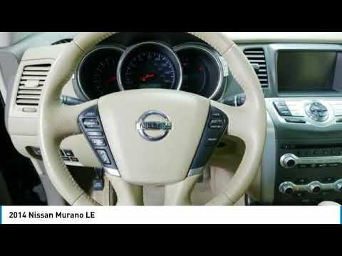 2014 Nissan Murano LE Minnetonka Minneapolis Bloomington,MN 24586A - 동영상