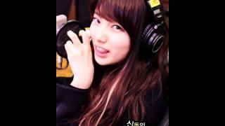 [Radio] 131207 Suzy - Singing Don