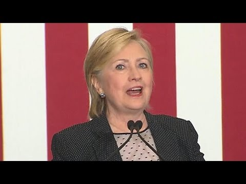 Full Video: Hillary Clinton outlines economic plan