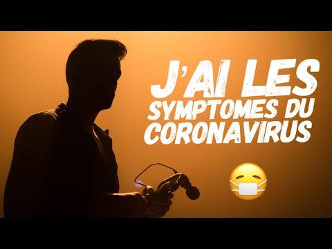 J'ai les symptômes du coronavirus (Covid-19): que faire ? Symptômes, traitement, confinement…