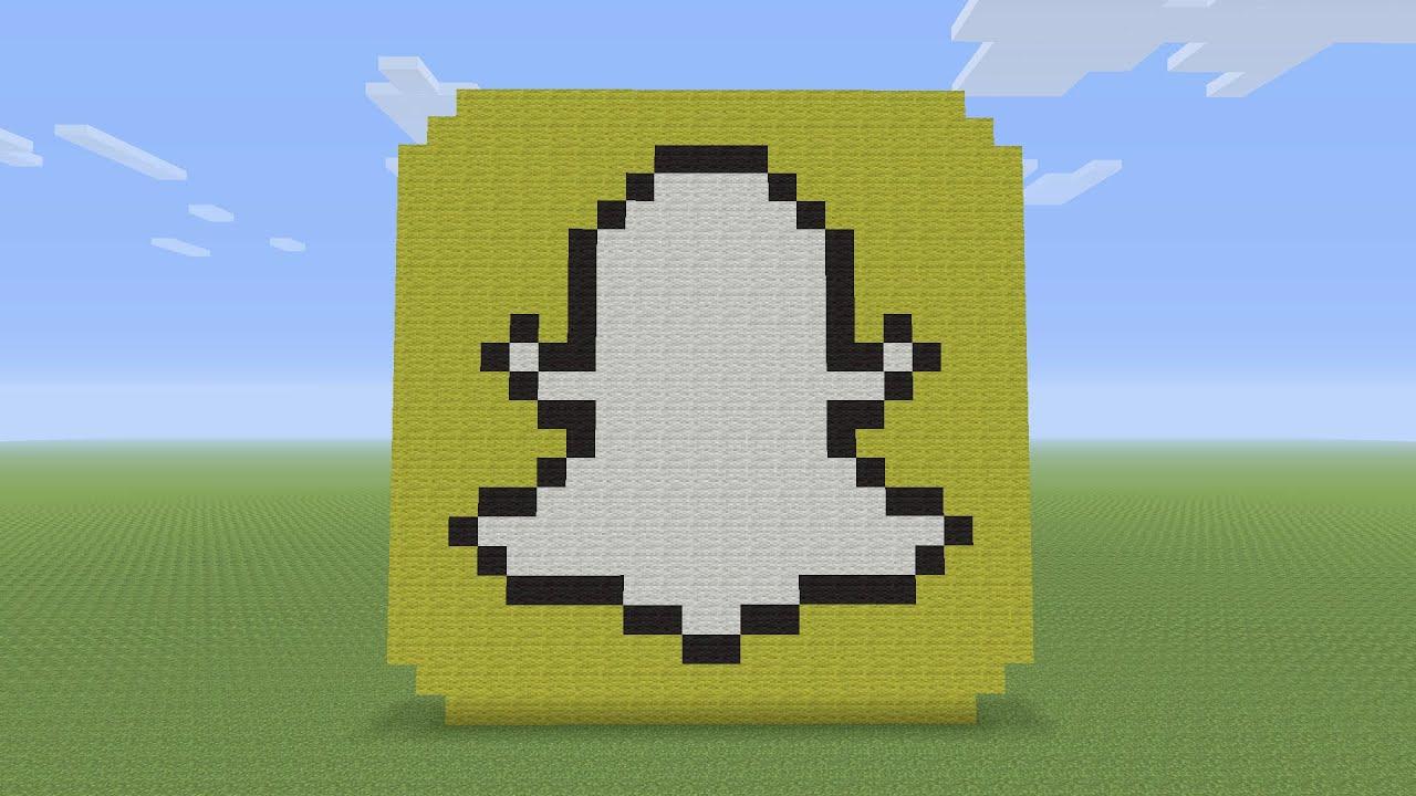 logo snapchat pixel
