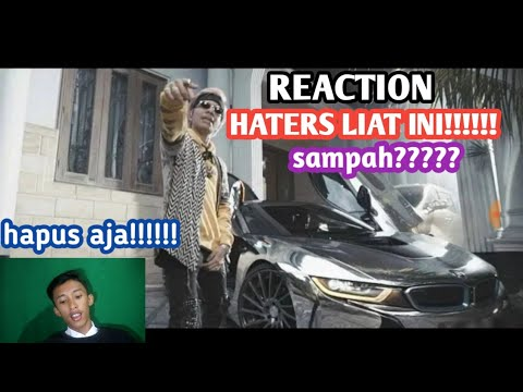 WORK HARD PRAY HARD(untuk HATERS)ATTA HALILINTAR ,eitaro, dj leztey//REACTION by mustafid hadi m