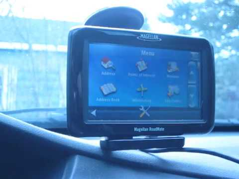 Review Of A Magellan Roadmate GPS March 21, 2018