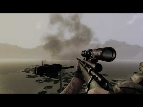 Let's Play Far Cry 2 Infamous - 19 - APR - Deliver weapons cache + Weapons 05 HD