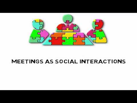 Effective meetings Part 1