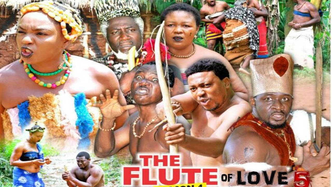 Download The Flute Of Love Season 5  - Latest 2016 Nigerian Nollywood Movie