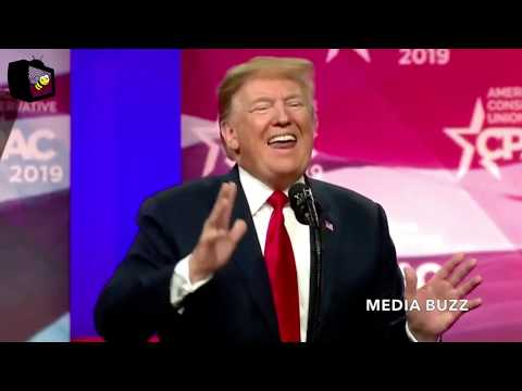 """Trump Says """"Witch hunt of Russia Collusion is Dying. It Was Bullsh*t"""" During Speech"""