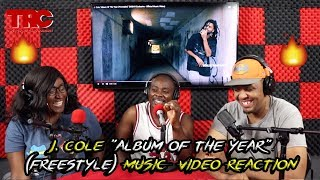 "J.Cole ""Album of the Year"" (Freestyle) Music Video Reaction"