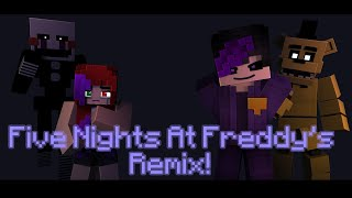 Five Nights At Freddy s Song Remix Song by TLT 8k special