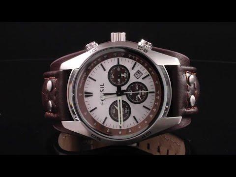 Хронограф Fossil CH 2565 Отзыв владельца.