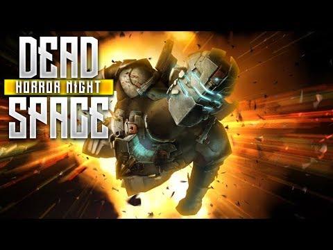 Dead Space Horror Night нарезка – Мёртвый космос и страшная ночь