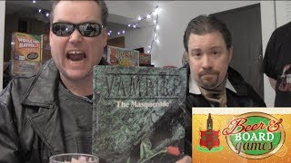 Drunk Vampire Roleplaying (Beer and Board Games)