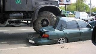 Wypadki ciężarówek. Śmierc na drodze!!! 1