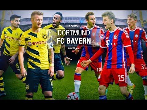 Боруссия - Бавария [FIFA 15] Бундеслига 2014-15