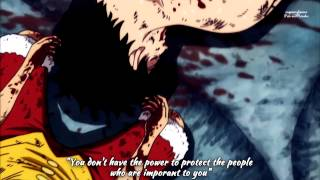 pain and resolve the remake   amv