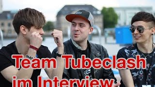 Team Tubeclash im Interview - Videodays 2015 in Berlin