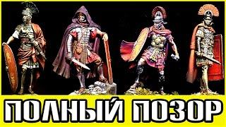 Total War: ARENA — Полный ПОЗОР! (Запись Twitch)