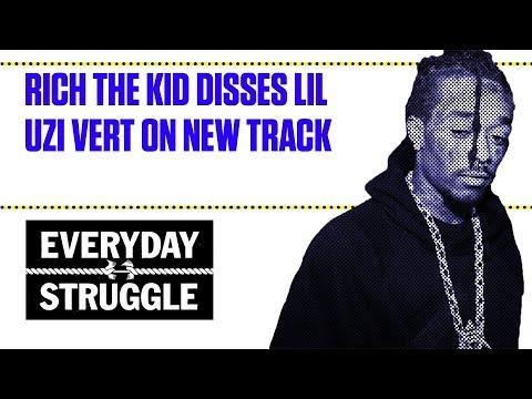 Rich The Kid Disses Lil Uzi Vert on New Track   Everyday Struggle
