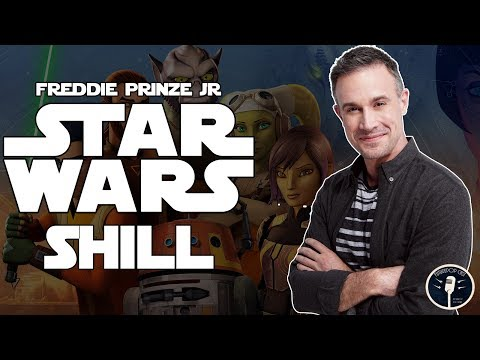 The Star Wars Shills: Freddie Prinze Jr