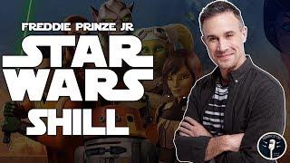 The Star Wars Shills: Freddie Prinze Jr