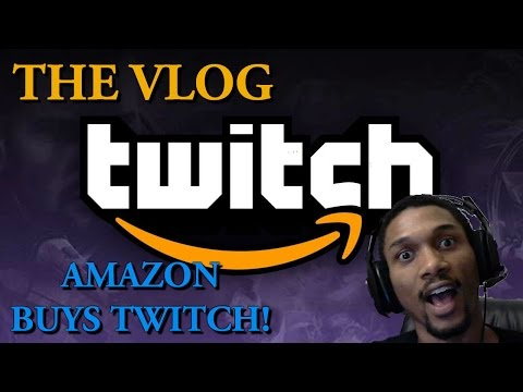 Amazon Buys Twitch for $970 Million (Live Frag Logic Discussion)