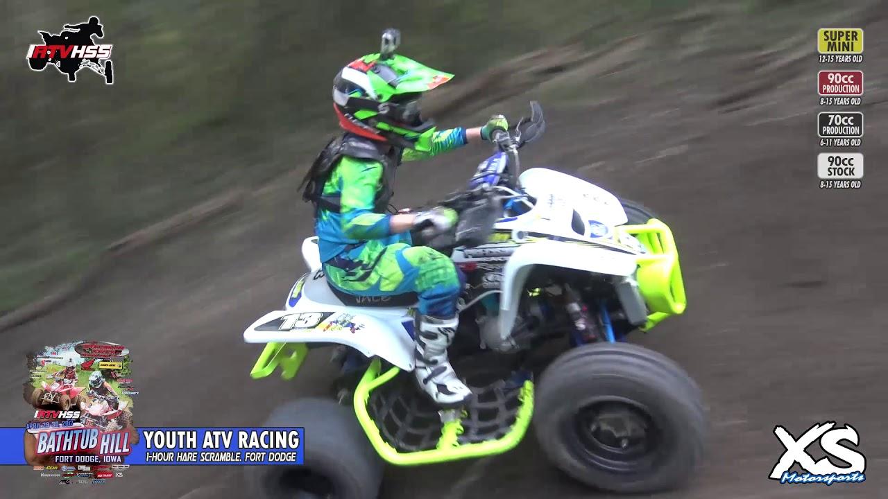 +70cc Youth ATV Racing - Fort Dodge IATVHSS 2017