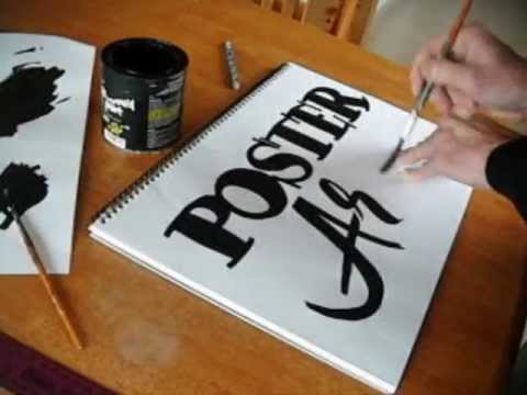 Image result for Lettering Styles For Posters