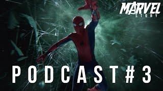 Marvel Story | Podcast #3 | Critique et avis sur Spider-Man: Far From Home