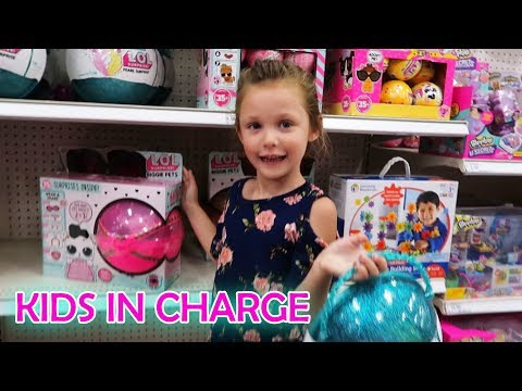 Kids In Charge - 24 Hours Parents Can't Say No Challenge