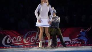 """Навка Башаров """"Танго"""" и """"А он мне нравится"""" 2008 Белгород"""