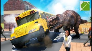 Dinosaur Games 2018 Dino Simulator - Android Gameplay FHD