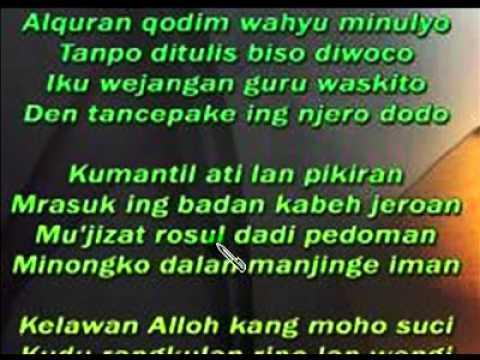 Syair Tanpo Waton Gusdur.FLV