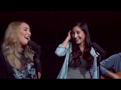 Emma Hunton & Krystina Alabado Perform