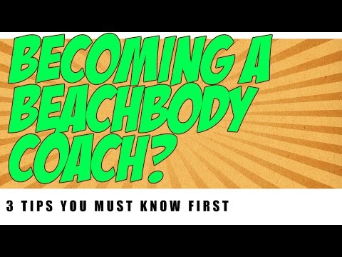 How To Become a Beachbody Coach - Everything You Need To Know Before Becoming A Beachbody Coach