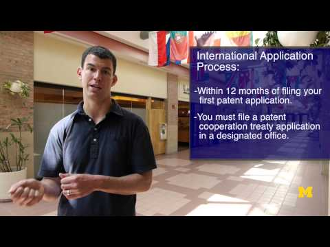 International Patent Protection | IP series 18 of 62