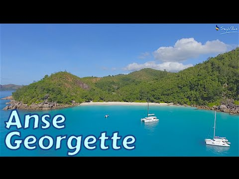 Anse Georgette, Praslin - Beaches of the Seychelles
