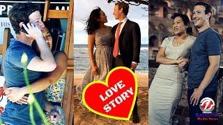 The Love Story Of Mark Zuckerberg And Priscilla Chan