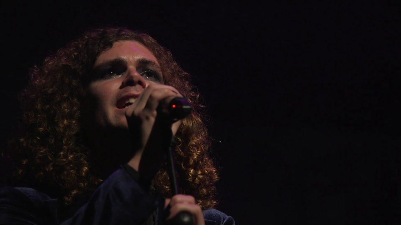 LEDA I EL CIGNE live performance at ART JOVE 2020