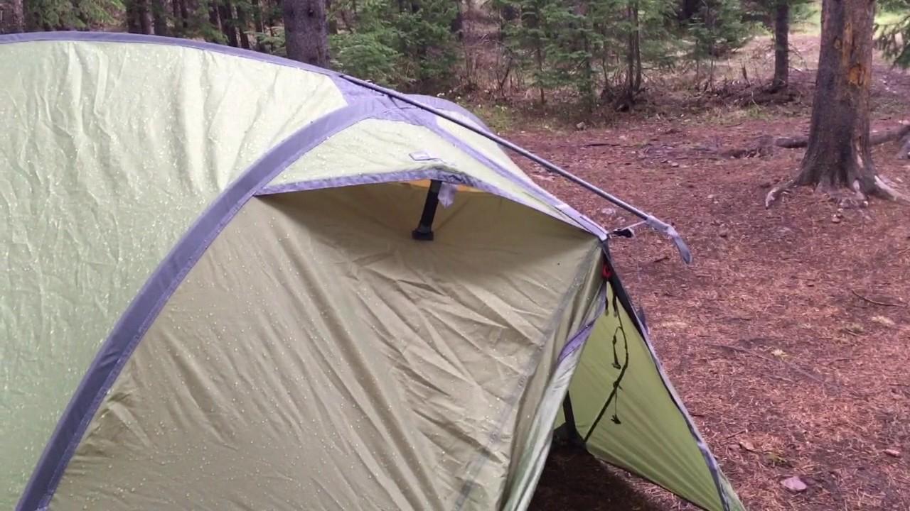 Exped Venus III 4 Season Tent Review & Exped Venus III 4 Season Tent Review - YouTube