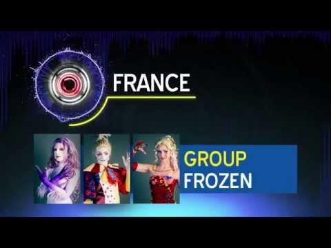 ECG Season 4 Finals - France Group - Frozen